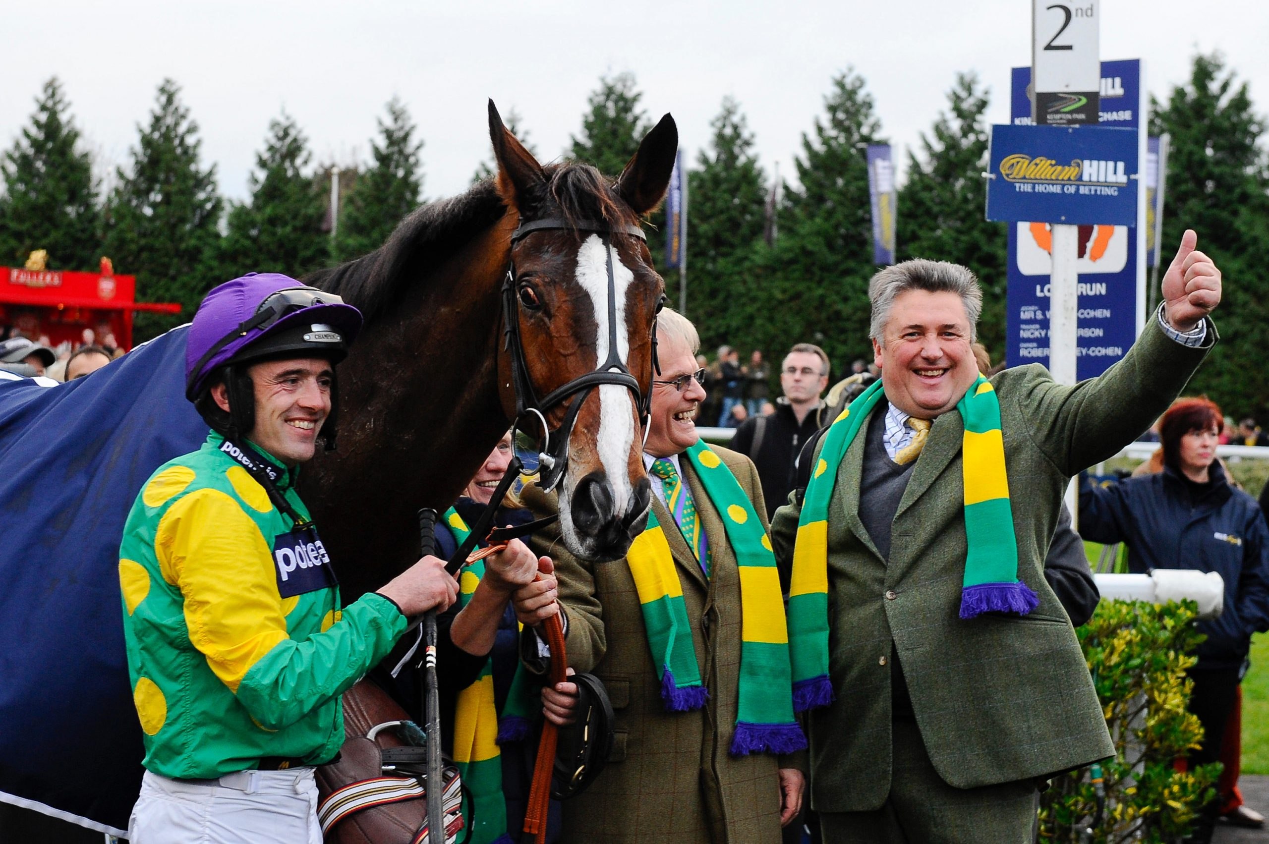 Kauto Star Novices' Chase: Feature National Hunt Races